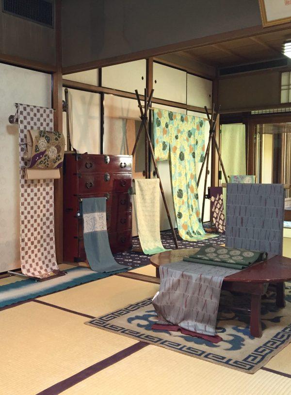 京の絞りの真の実力お見せします 藤井絞「京の絞り作品展」