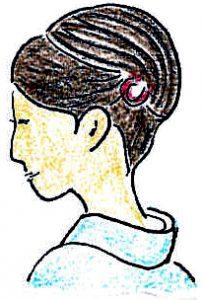 きものに似合う、自分で出来る簡単きものヘア教室
